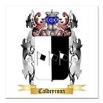 Caldeyroux Square Car Magnet 3