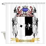 Caldeyroux Shower Curtain
