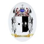 Caldeyroux Ornament (Oval)