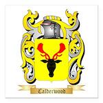 Calderwood Square Car Magnet 3