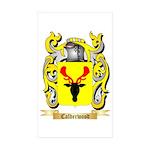 Calderwood Sticker (Rectangle 10 pk)