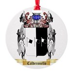 Calderonello Round Ornament
