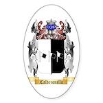 Calderonello Sticker (Oval 10 pk)