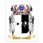 Calderonello Small Poster