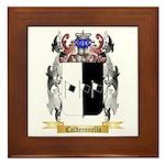 Calderonello Framed Tile