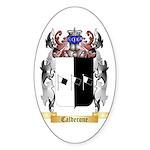 Calderone Sticker (Oval)