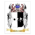Calderone Small Poster