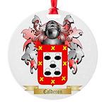 Calderon Round Ornament