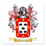 Calderon Square Car Magnet 3