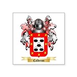 Calderon Square Sticker 3