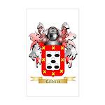 Calderon Sticker (Rectangle)