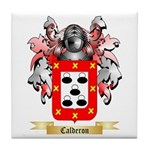 Calderon Tile Coaster