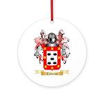 Calderon Ornament (Round)