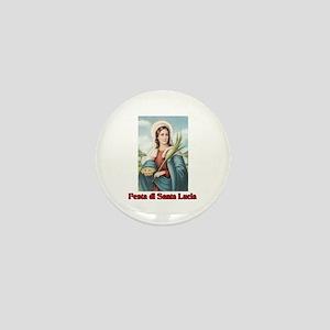 Festa di Santa Lucia Mini Button
