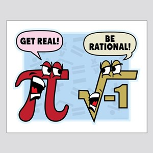 Get Real Be Rational Posters
