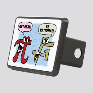 Get Real Be Rational Hitch Cover