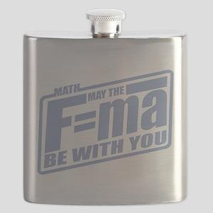 F=ma Flask