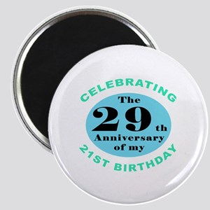 50th Birthday Humor Magnet