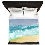 Ocean Vigor King Duvet Cover