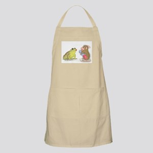 Kiss And Make Up Apron