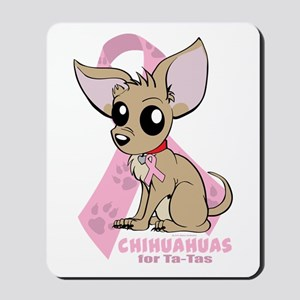 Chihuahuas for Ta-Tas Mousepad