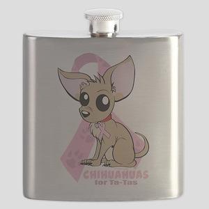 Chihuahuas for Ta-Tas Flask