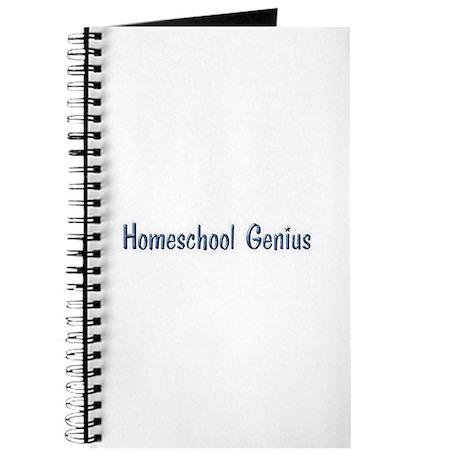 Homeschool Genius Journal