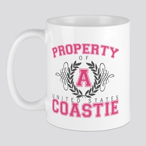 Property of a U.S. Coastie Mug