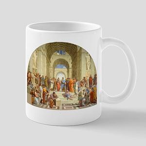 Raffaello School of Athens Mug