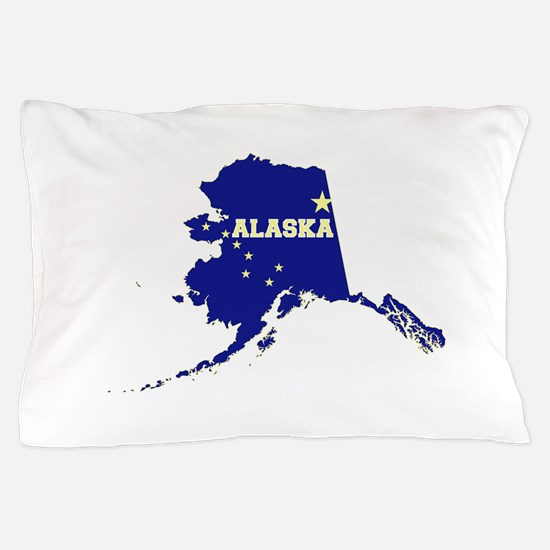 Alaska Flag Pillow Case