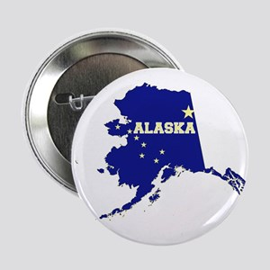 "Alaska Flag 2.25"" Button"