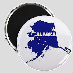 Alaska Flag Magnet