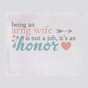 Being an ARNG Wife is not a job, it's an honor St