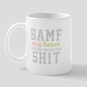 BAMF ARNG Fiancee Mug