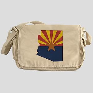 Arizona Flag Messenger Bag