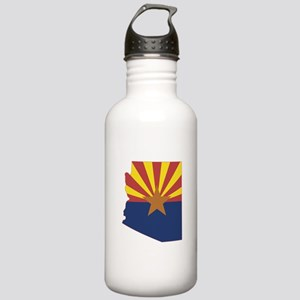 Arizona Flag Stainless Water Bottle 1.0L