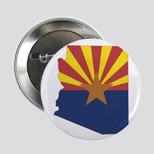 "Arizona Flag 2.25"" Button"