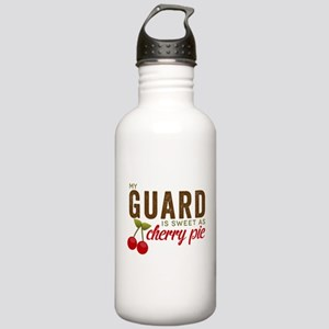 My Guard is sweet as Cherry Pie Stainless Water Bo