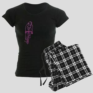 Cycle Woman Women's Dark Pajamas