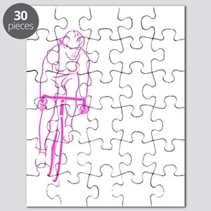 Cycle Woman Puzzle