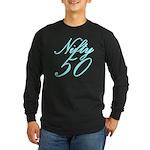 Nifty Fifty, 50th Long Sleeve Dark T-Shirt