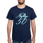 Nifty Fifty, 50th Dark T-Shirt