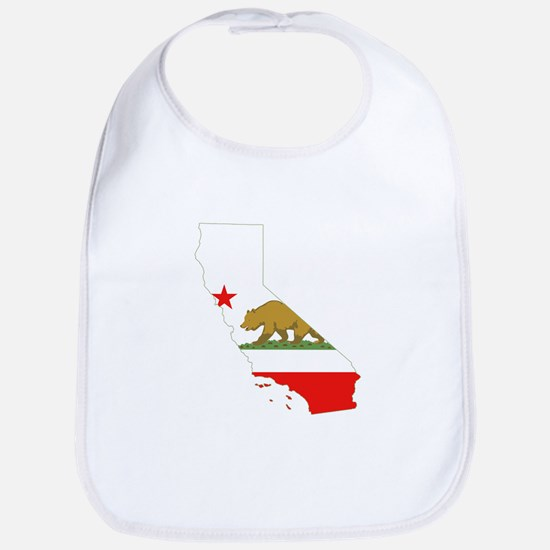 California Flag Bib