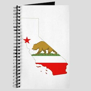 California Flag Journal