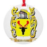 Calderbank Round Ornament