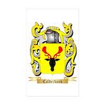 Calderbank Sticker (Rectangle 10 pk)