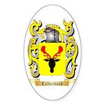 Calderbank Sticker (Oval)