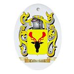 Calderbank Ornament (Oval)