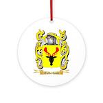 Calderbank Ornament (Round)