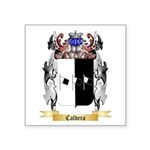 Caldera Square Sticker 3